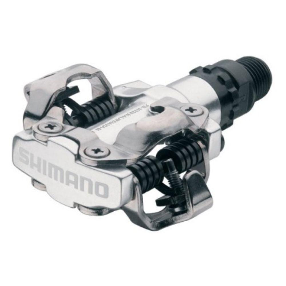 Shimano Pedale Shimano PD-M520 SPD, srebrna