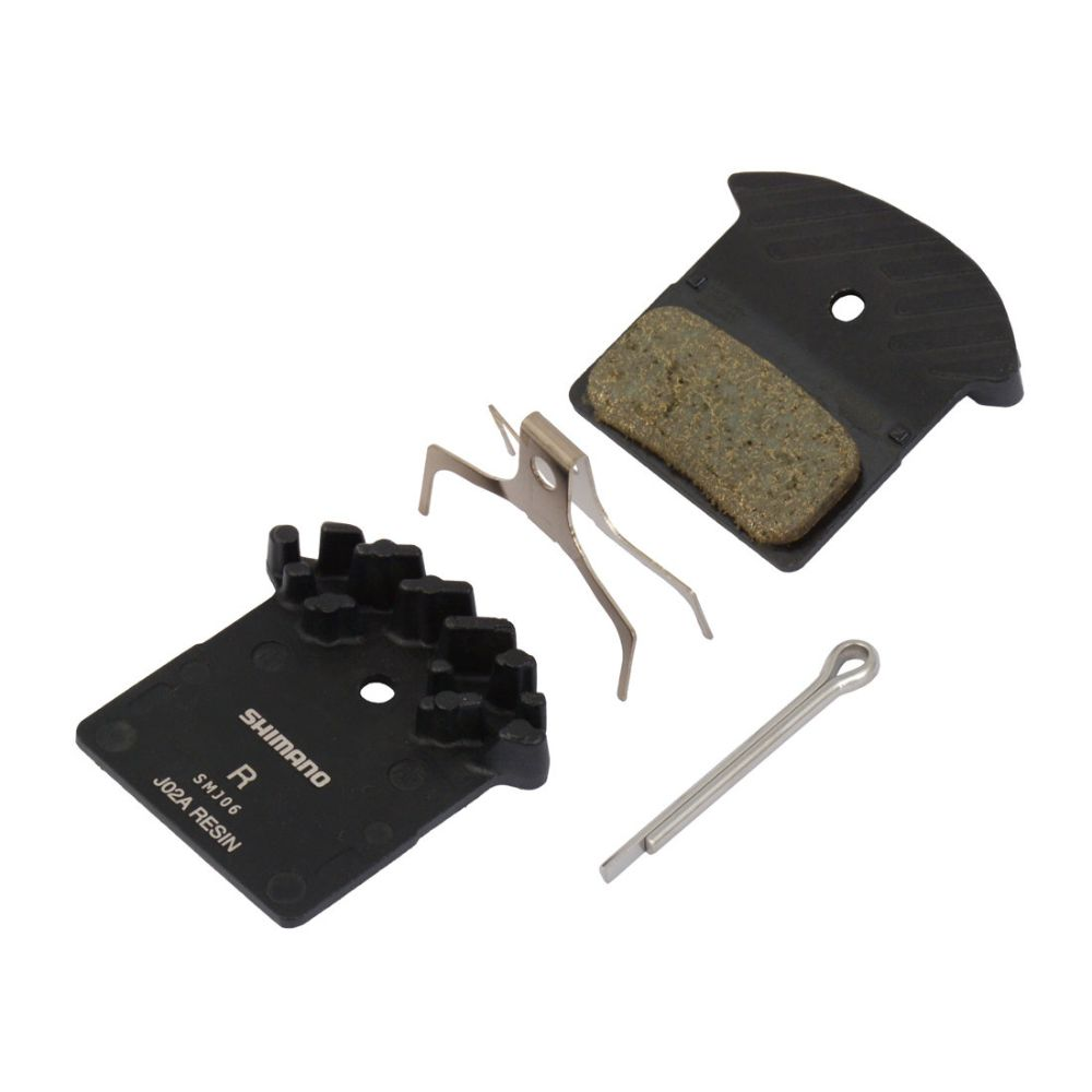 Shimano Disk pakne Shimano XTR/XT/SLX/Alfine J02A Ice Technologies Resin