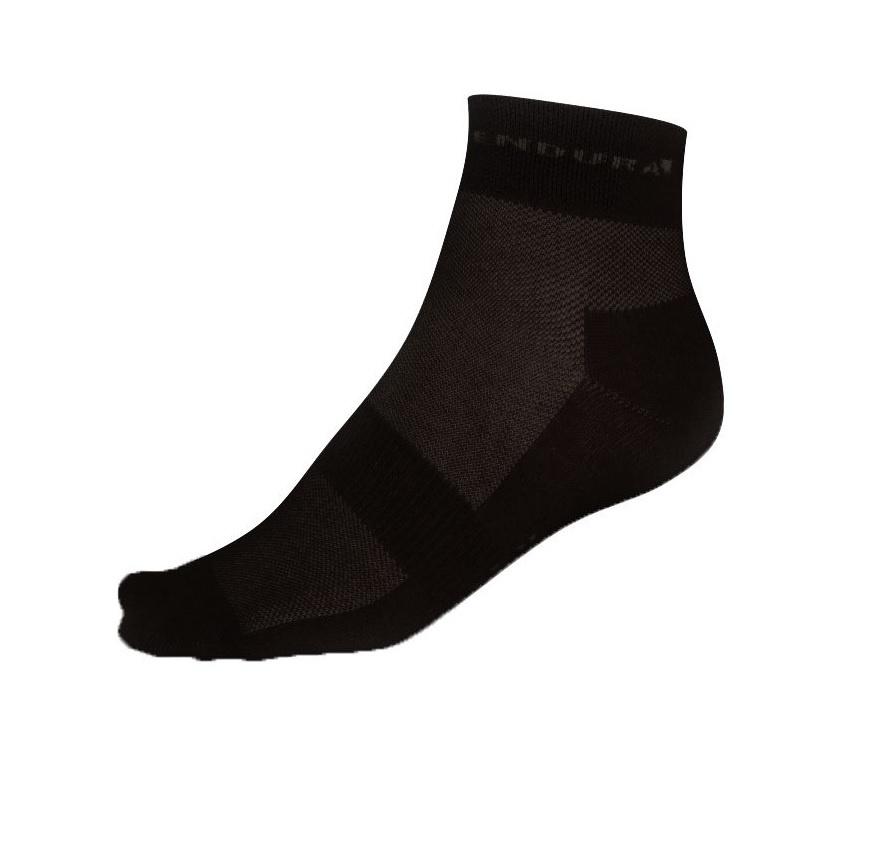 Čarape Endura Race Coolmax 3pck crna