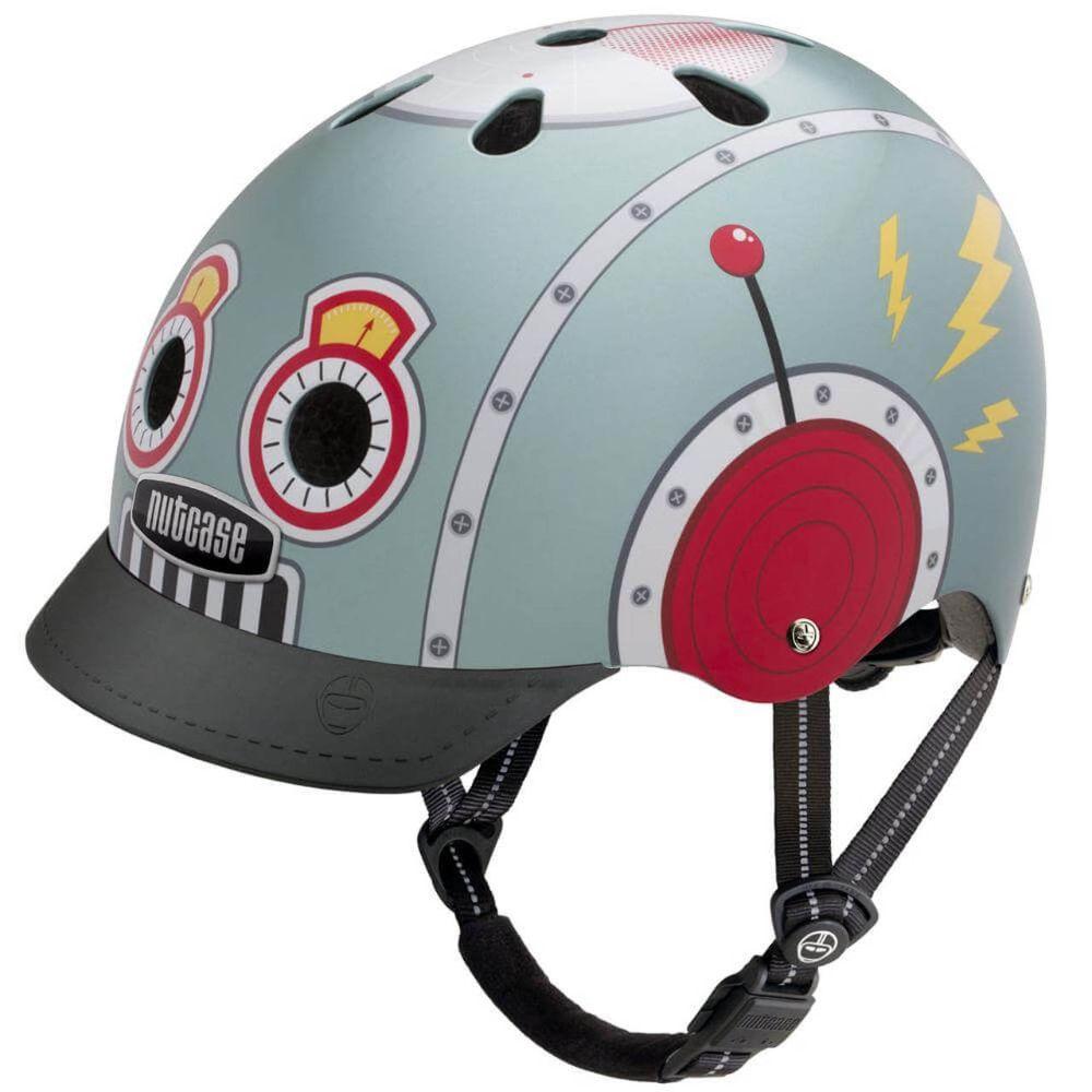 Nutcase Kaciga Nutcase Tin Robot Street Helmet